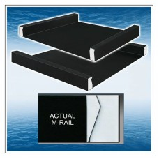 M-Rail Memory-Weave Wrapped Power Edge Support Rails
